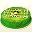 Tadley Tigers Rugby Birthday Cake